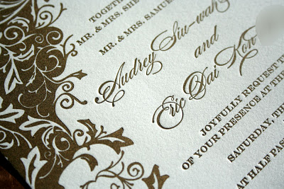 Weddings | Audrey & Eric