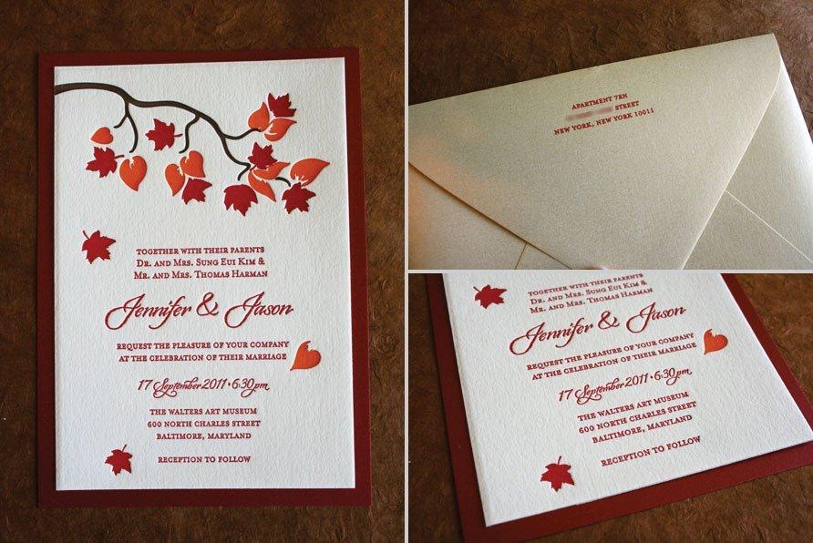 Weddings | Jennie & Jason - Twin Ravens Press