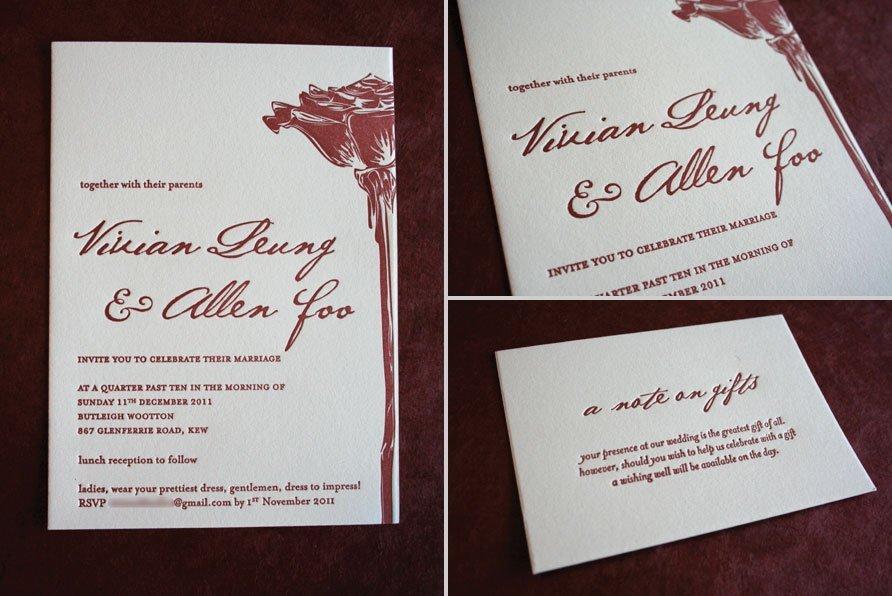 Weddings | Vivian & Allen