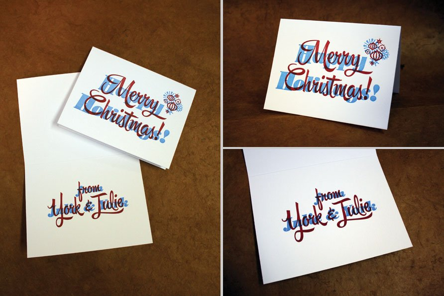 2012 Holiday Card Round-Up!