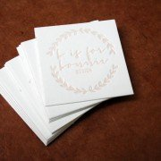 Custom Business Cards | B is for Bonnie Design