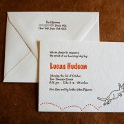 Baby Announcements | Lucas Hudson
