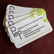 Custom Business Cards | Prince Events & Promotions