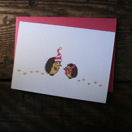 Valentine Hedgehogs