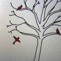 Tree and Cardinals