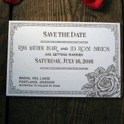 Save-the-Date | Matthew & Lea Are Getting Married!