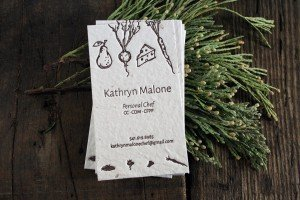 Business Cards | Kathryn Malone