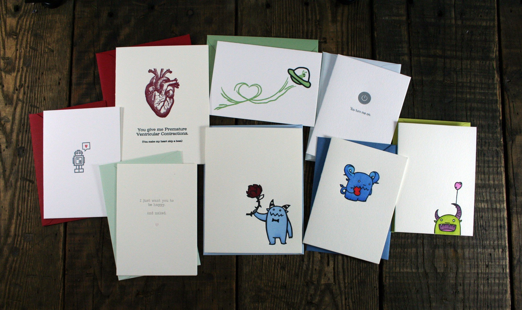 Quirky Valentine's Bundle