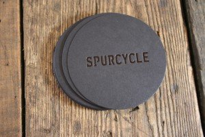 Spurcycle Coasters