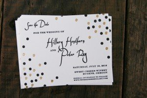 Save the Date | Hillary & Peter are Getting Married!