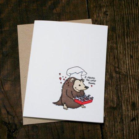 Hedgehog Flours
